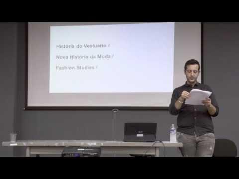 """Entre a academia e o museu: da história do vestuário aos """"Fashion Studies"""" - Alessandro Bucci"""