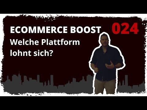 ecommerce boost #024: Welche Plattform lohnt sich? Umsätze auf Verkaufsplattformen grob abschätzen