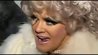 Jan Crouch Gets Good-n-Mad 😤