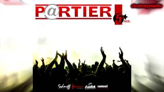 Download 5STAR AKIL - PARTIER (SOCA 2013) MP3 song and Music Video