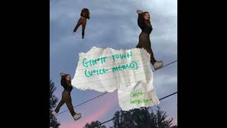 Chloe George- ghost town (voice memo)