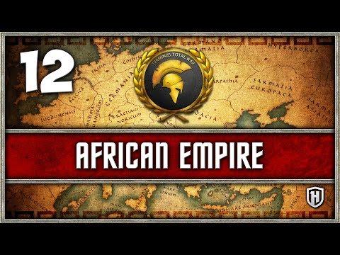 ROME IS STIRRING | African Empire #12 - Mini Campaign - Terminus: Total War Imperium
