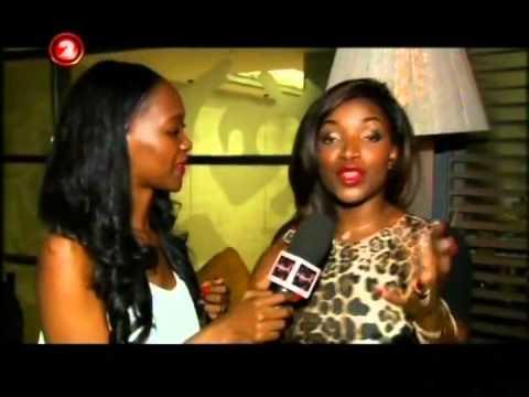 Apresentação dos nomeados para a Moda Luanda