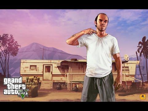 Ayo Main GTA V: Misi 9 Trevor si Psikopat!