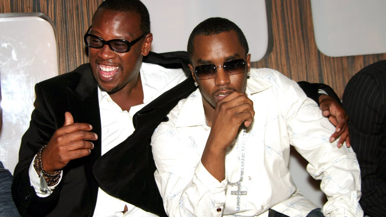 Andre Harrell, record exec who discovered P. Diddy and founded ...
