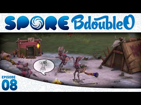 Spore Gameplay :: Tribal Era Part 8 (Walkthrough)