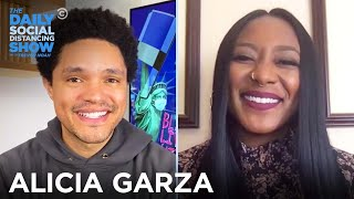 Alicia Garza - Drawing the Road Map for Black Lives Matter | The Daily Social Distancing Show