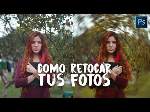 Tutorial Photoshop - Retoque Fotográfico/Ajuste de color from YouTube · Duration:  11 minutes 1 seconds