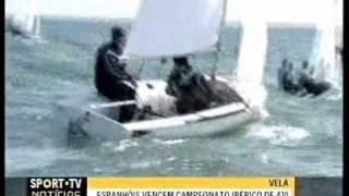 Ibérico 420 Tavira Sport TV1 12.03.2011