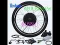 UNBOXING! $153? 1000w 48v e-bike kit (part 1)