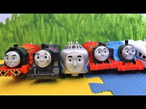 Томас и его друзья - Соревнования! Видео про поезда для детей