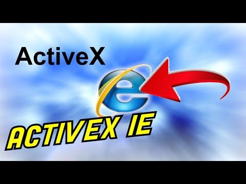 LIBERANDO O ACTIVEX - INTERNET EXPLORER