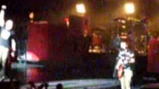 Simple Plan concert Nov. 19, 2005 #3