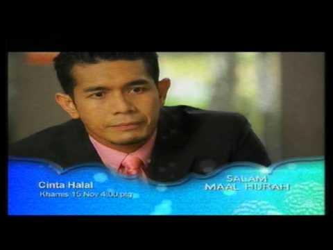 Promo Cinta Halal (Telemovie Istimewa - Salam Maal Hijrah) @ Tv3! (15/11/2012 - 4 petang)