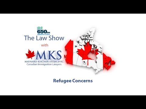Refugee Concerns - Canadian Immigration