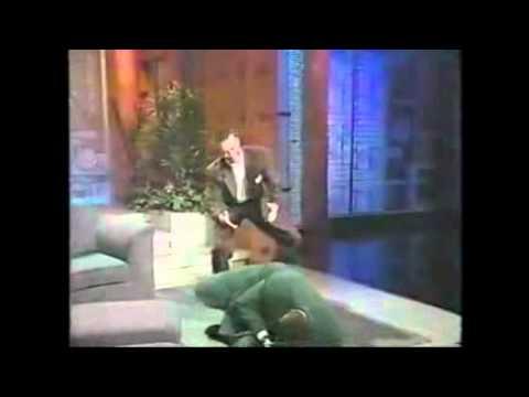 VAN DAMME  Hook Kick and Splits on TV   1990