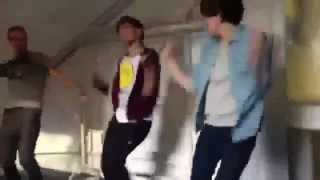 One Direction   C'mon C'mom Dancing