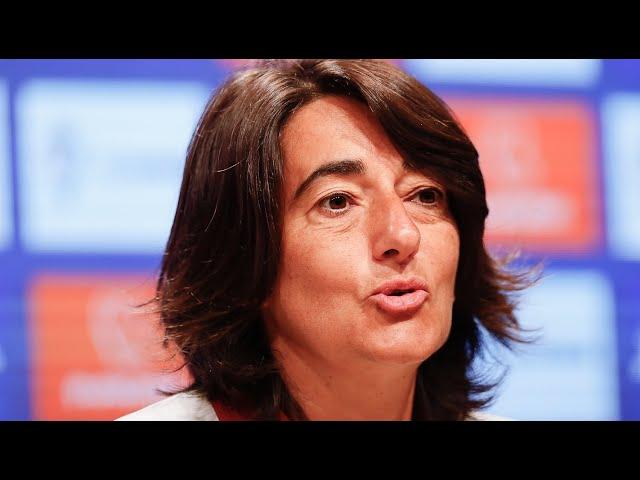 Rueda de prensa de Ana Junyent   2021.09.10   #EibarFem