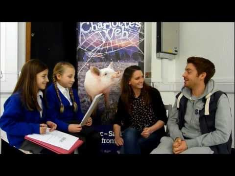 Charlotte's Web Interviews: Elizabeth Rose and Luke Foster