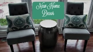 New Home Decor and Dining Room Furniture