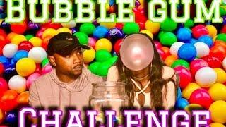 TeeJayLove| BUBBLE GUM CHAĻLENGE ...BUBBLE GUM BLOWING CONTEST!!WITH A TWIST