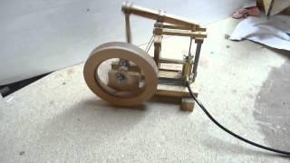 Steam engine   moteur à vapeur