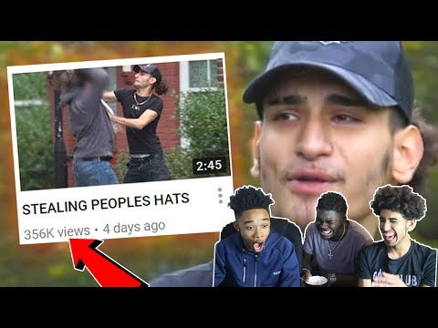 "THE WORST ""PRANKSTER"" TO EVER EXIST - Reacting Video"