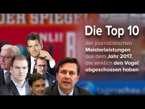 Top 10 der journalistischen Meisterleistungen 2017   451 Grad