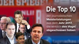 Top 10 der journalistischen Meisterleistungen 2017 | 451 Grad