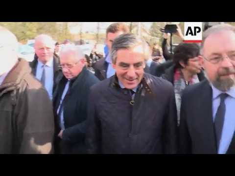 Fillon refuses to comment on allegations