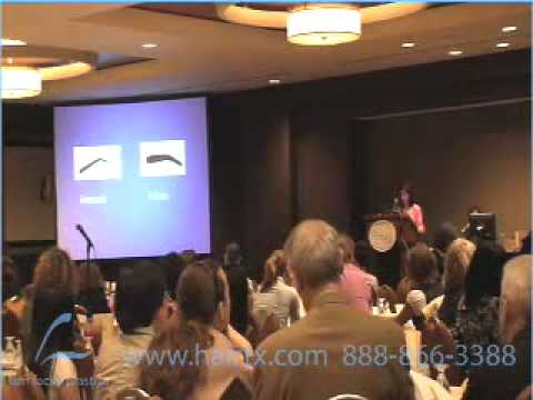 Eyebrow Hair Transplant Video (ISHRS Lecture, Montreal, Canada)