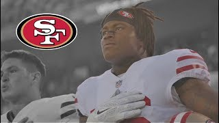 Reuben Foster #56 Moments || 49ers