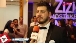 بالفيديو.. محمد قماح: «نفسي أمثل مع السقا ويسرا»