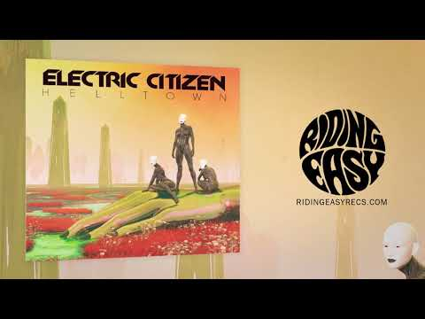 Electric Citizen - Hide It In The Night | Helltown | RidingEasy Records Mp3