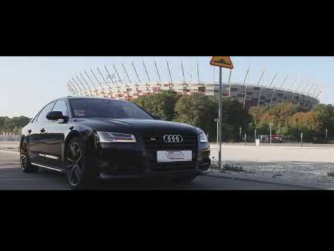 Audi A8 - Audi World - Eazy-E - Gangsta Gangsta (Dr. Fresh Remix)