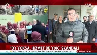 "CHP'li adaydan ""Oy yoksa, hizmet de yok"" skandalı! Lütfü Savaş'la ilgili yeni  tehdit iddiası!"