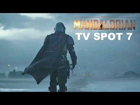 Star Wars The Mandalorian TV Spot Trailer 7