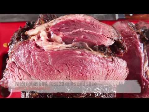 BBQ with Angus & Oink - SRF Wagu Chuck Eye Log from Tom Hixson's