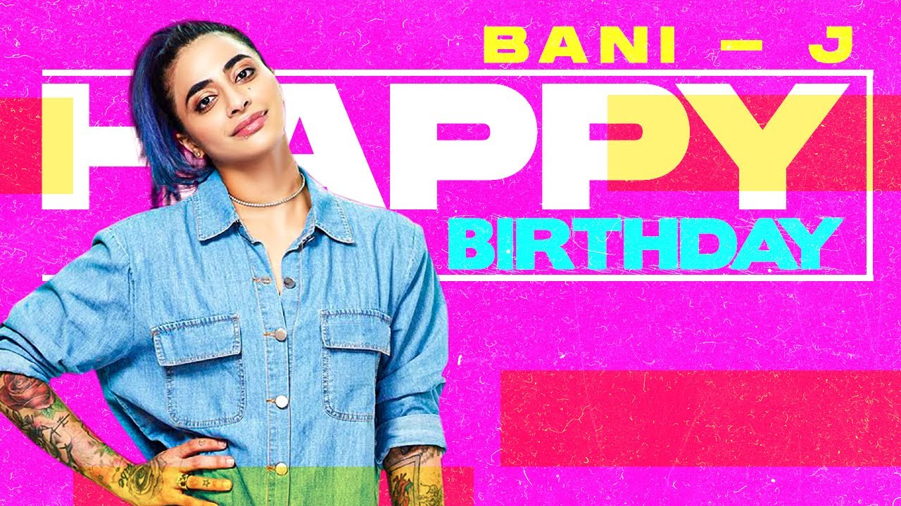 Birthday Wish | Bani J | Birthday Special | Latest Punjabi Songs 2020 | Speed Records
