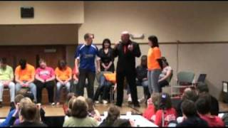 Dream Weaver Comedy Hypnosis Show, Redwood Falls, Minnesota