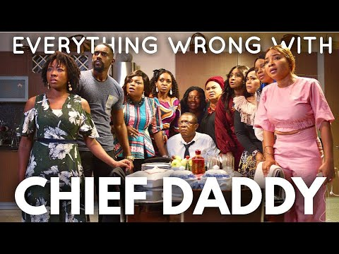 Download Everything Wrong With Chief Daddy in 3 minutes