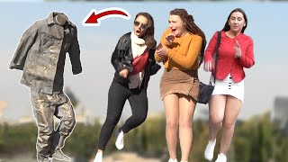 HEADLESS STATUE PRANK 2019   | AWESOME REACTIONS