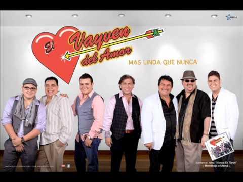 El Vayven Del Amor - Con Las Alas Rotas