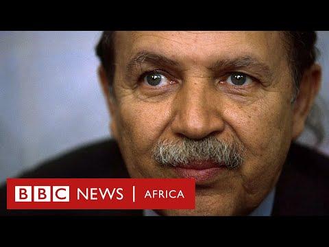 Algeria's former President Abdelaziz Bouteflika dies aged 84 - BBC Africa
