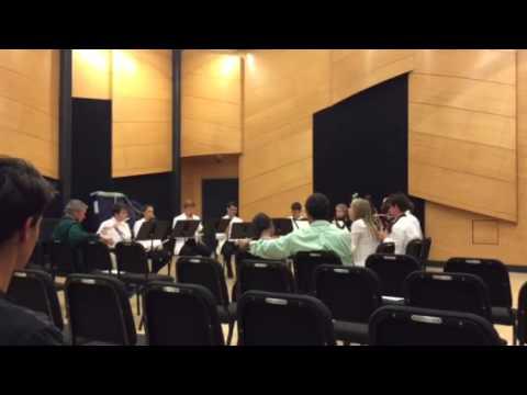 Woodwind chamber music recital