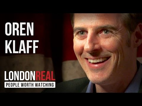 Oren Klaff - How To Pitch Anything - PART 1/2 | London Real