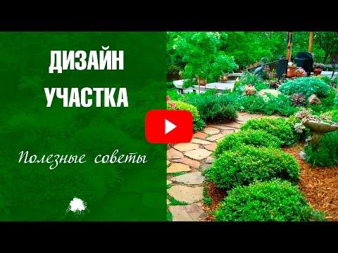 Идеи для сада ✅ Ландшафтный дизайн ✅ Полезные советы