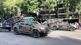 Desfile Militar independencia Argentina 9 Julio 2019 4k 35 de 45 Completo