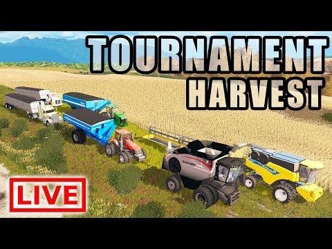 harvest-rush-race-to-sell-grain-at-the-elevator-before-other-teams-farming-simulator-2017