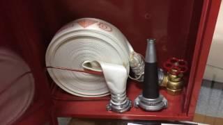 видео Пожарный шкаф ШПК-320